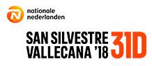 Logo San Silvestre 2018